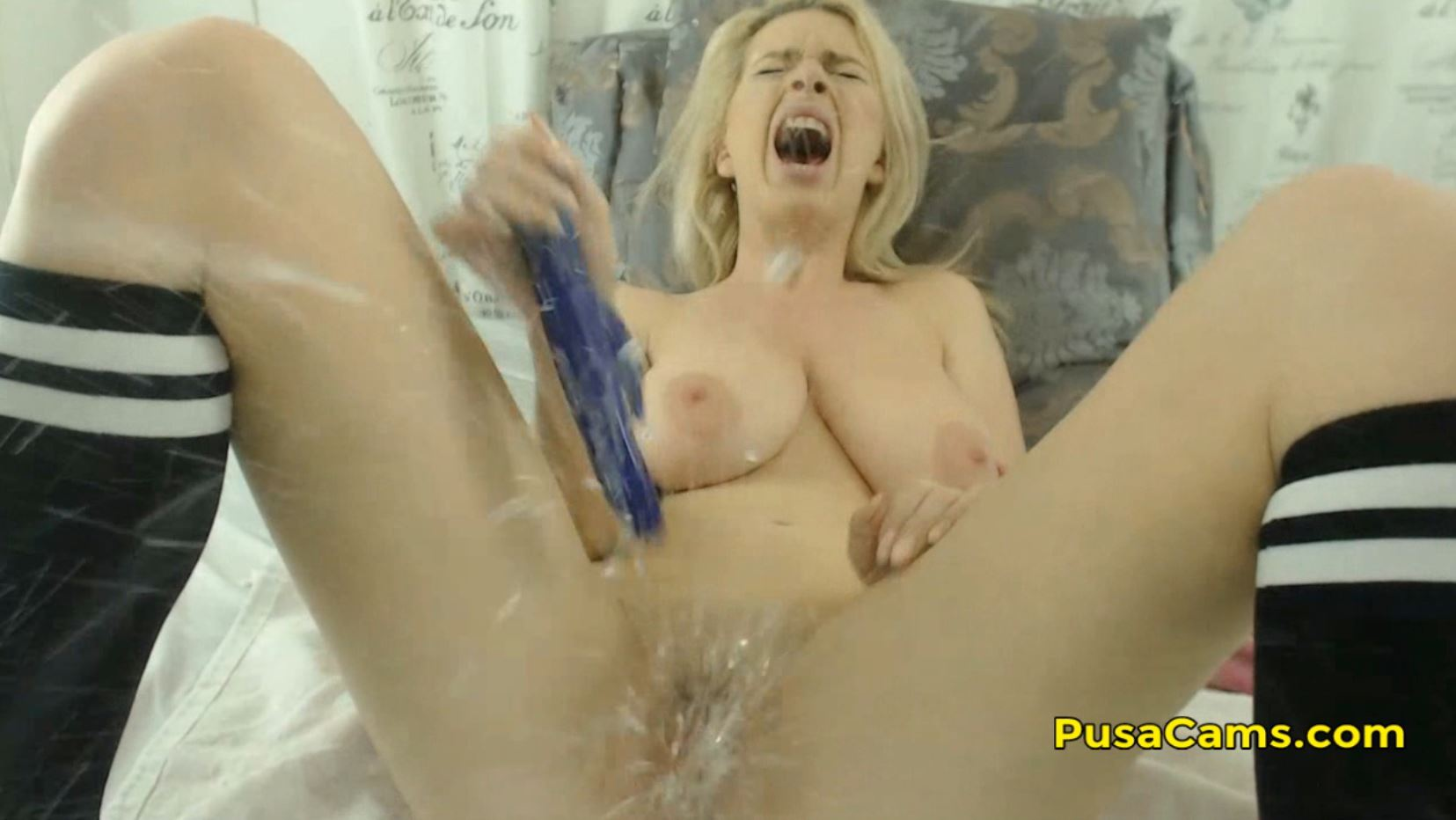 Squirt explosion